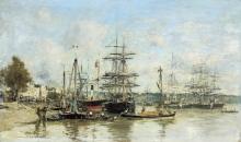 Boudin, Il porto di Bordeaux [1874][2].jpg