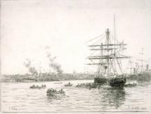 Boudin, Porto di Le Havre [1888].jpg