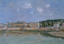 Boudin, Porto di Trouville [1884].jpg