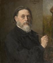 Breton Jules, Autoritratto [1895].jpg