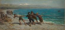 Breton Jules, I pescatori di Mentone.jpg