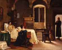 Ferdinando Buonamici, Benvenuto Cellini convalescente