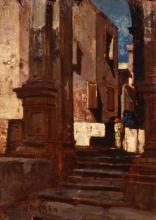 Vincenzo Cabianca, Angolo veneziano