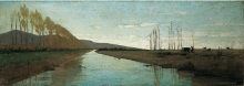 Cabianca, Canale della Maremma toscana, 1862.jpg