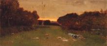 Cabianca, Crepuscolo in campagna.jpg