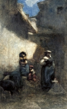 Cabianca, Gruppo di contadine con bambini.jpg