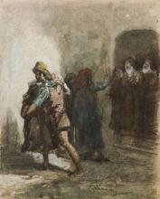 Cabianca, Il rapimento di Piccarda Donati. Studio.jpg