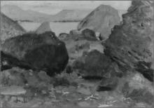Cabianca, Marina a Castiglioncello