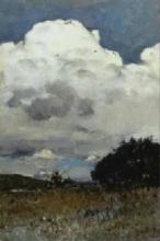 Cabianca, Nuvola temporalesca