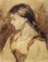 Cabianca, Ritratto di ragazza.jpg