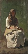 Cabianca, Studio di donna a Montemurlo