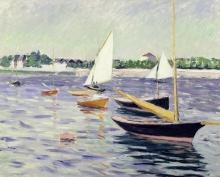 Caillebotte, Barche a vela sulla Senna ad Argenteuil [2].jpg