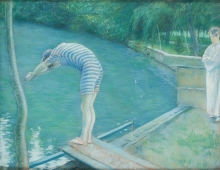 Caillebotte, Il nuotatore.jpg