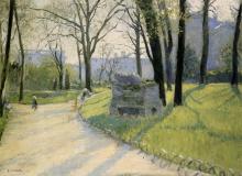 Caillebotte, Il parco Monceau [1878].jpg