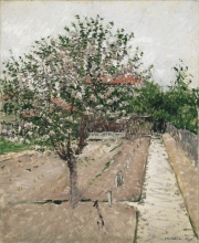 Caillebotte, Melo in fiore.jpg