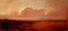 Caillebotte, Paesaggio, effetto di tramonto.jpg