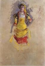 Caillebotte, Ritratto di giovane donna.jpg