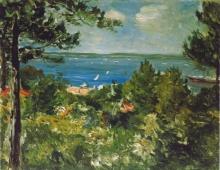 Caillebotte, Riva del mare, Normandia [1884 circa].jpg