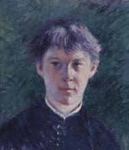 Gustave Caillebotte, Titratto di un collegiale | Portrait d'un collégien