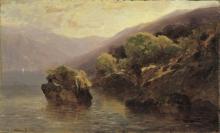 Calame, Angolo del lago di Ginevra | Partie vom Genfer See | Coin du Lac Léman | A corner of Lake Geneva