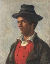 Michele Cammarano, Giovane ragazzo