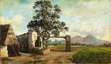 Cammarano, Paesaggio con casolari