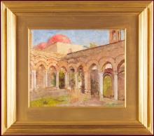 Cecconi, Architetture e cupole arabe [cornice].jpg