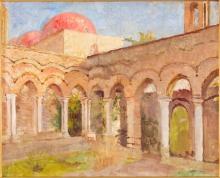 Cecconi, Architetture e cupole arabe.jpg