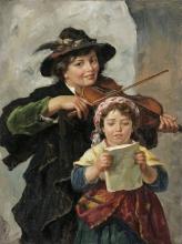 Cecconi, Giovani musicisti.jpg