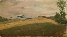 Eugenio Cecconi, Nebbia sui colli