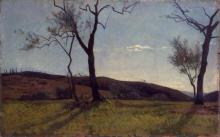 Eugenio Cecconi, Una bella mattina d'inverno