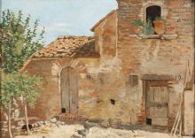 Cecconi, Una casa colonica