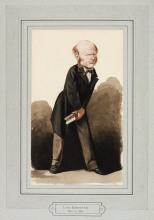 Adriano Cecioni, Granville Augustus William Waldegrave, 3rd Baron Radstock