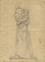 Adriano Cecioni, La madre