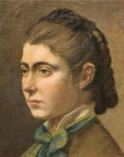Adriano Cecioni, Testa di donna