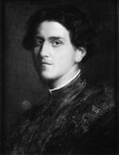 Bernardo Celentano, Autoritratto [1856-1857]