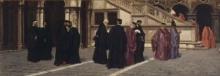 Bernardo Celentano, Il Consiglio dei Dieci