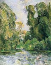 Cezanne, Acqua e fogliame.jpg