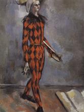 Cezanne, Arlecchino.png