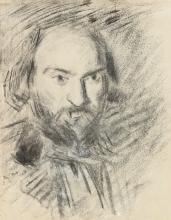 Paul Cézanne, Autoritratto   Autoportrait