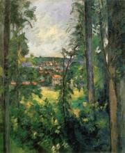 Cezanne, Auvers sur Oise, vista dai dintorni.jpg