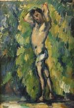 Cezanne, Bagnante [1].jpg