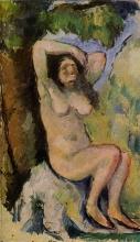 Cezanne, Bagnante seduta.jpg