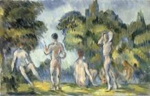 Cezanne, Bagnanti [5].jpg
