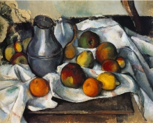 Cezanne, Bollitore e frutta.jpg