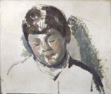 Cezanne, Bozzetto per un ritratto del figlio dell'artista.jpg