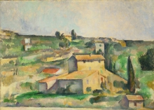 Cezanne, Campi a Bellevue.jpg