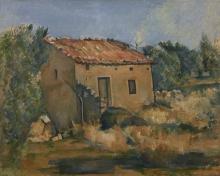Cezanne, Casa abbandonata presso Aix en Provence.jpg