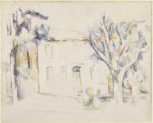 Cezanne, Casa in Provenza [1890-1894].jpg