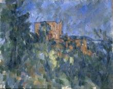 Cézanne, Château Noir